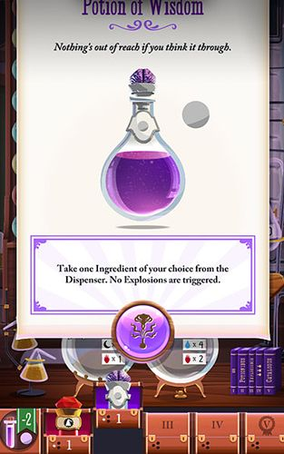 Download Potion explosion iPhone free game.