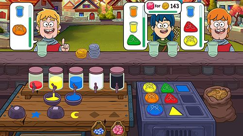 Baixe Potion punch gratuitamente para iPhone, iPad e iPod.