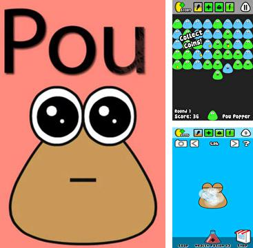 In addition to the game Pou for iPad, you can download Pou for iPhone, iPad, iPod for free.