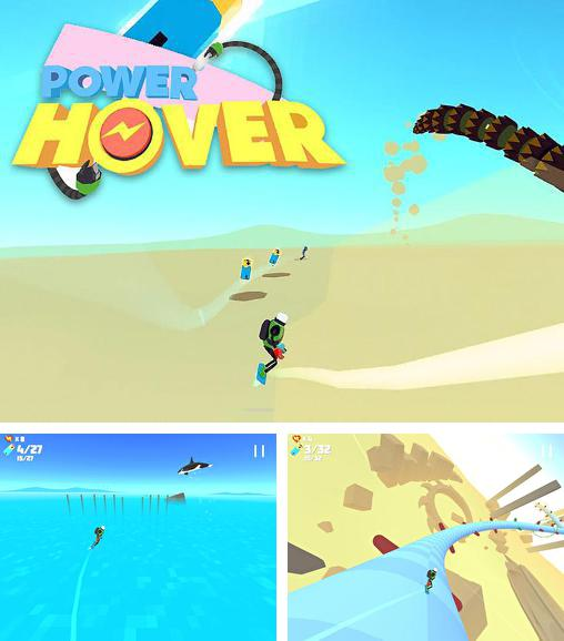 In addition to the game Iron sea: Defenders for iPhone, iPad or iPod, you can also download Power hover for free.