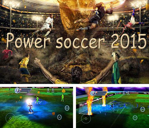 In addition to the game War Sky Handler: Desert Air Clash-Pro for iPhone, iPad or iPod, you can also download Power soccer 2015 for free.