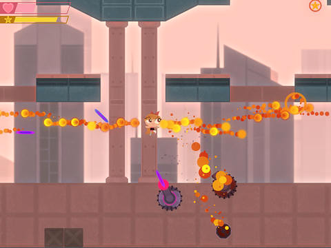 Screenshots vom Spiel Powerpuff Girls: Defenders of Townsville für iPhone, iPad oder iPod.