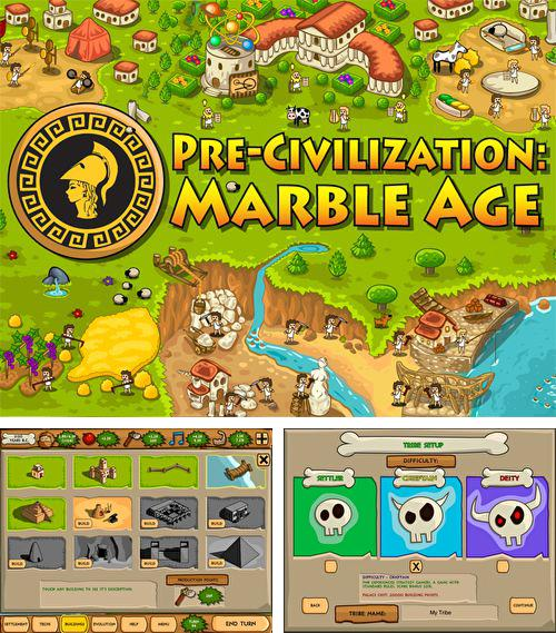 In addition to the game 300 Dwarves for iPhone, iPad or iPod, you can also download Pre-civilization: Marble age for free.