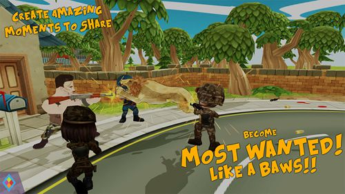 Free Predator simulator download for iPhone, iPad and iPod.