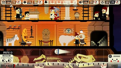 Descarga gratuita de Haunt the house: Terrortown para iPhone, iPad y iPod.
