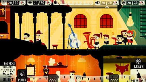 Écrans du jeu Haunt the house: Terrortown pour iPhone, iPad ou iPod.