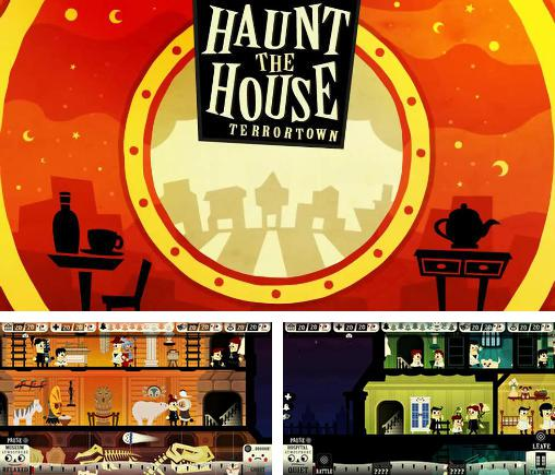 In addition to the game Wheel & deal for iPhone, iPad or iPod, you can also download Haunt the house: Terrortown for free.