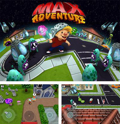 In addition to the game Pico rally for iPhone, iPad or iPod, you can also download Max Adventure for free.
