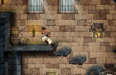 Descarga gratuita de Prince of Persia Classic HD para iPhone, iPad y iPod.
