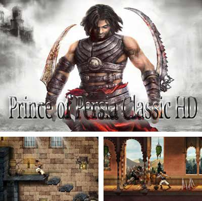 In addition to the game Rolando for iPhone, iPad or iPod, you can also download Prince of Persia Classic HD for free.