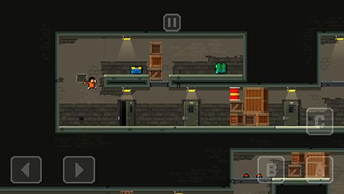 Скачати гру Prison: Run and gun для iPad.