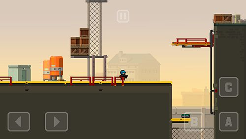 Гра Prison: Run and gun для iPhone