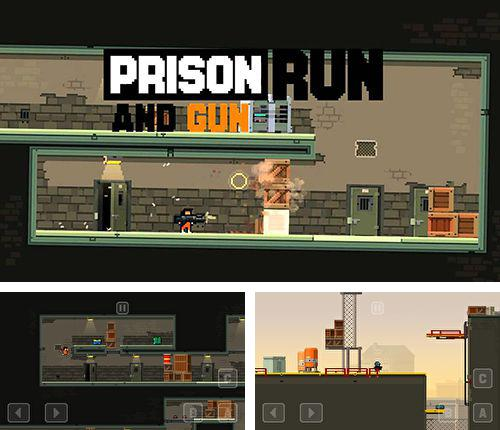 In addition to the game Asphalt 5 for iPhone, iPad or iPod, you can also download Prison: Run and gun for free.