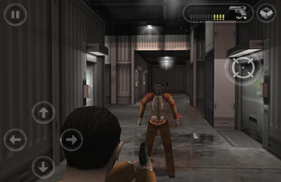 Screenshots of the Prisoner 84 game for iPhone, iPad or iPod.
