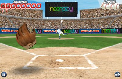Descarga gratuita de Pro Baseball Catcher para iPhone, iPad y iPod.