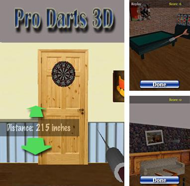 In addition to the game Metal fist for iPhone, iPad or iPod, you can also download Pro Darts 3D for free.