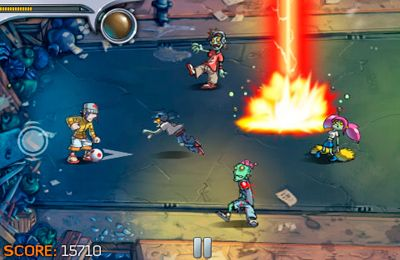 Free Pro Zombie Soccer download for iPhone, iPad and iPod.