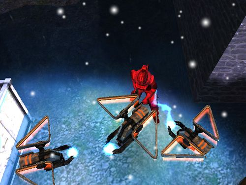 Screenshots of the Protonium game for iPhone, iPad or iPod.