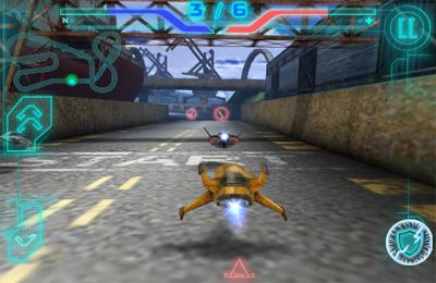 Screenshots of the Protoxide: Death Race game for iPhone, iPad or iPod.