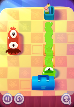 Гра Pudding Monsters для iPhone