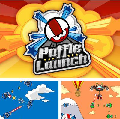 In addition to the game Bit.Trip Run! for iPhone, iPad or iPod, you can also download Puffle Launch for free.