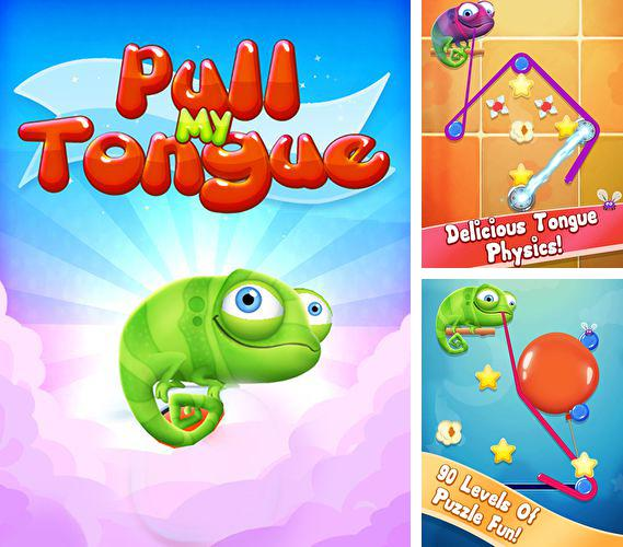 In addition to the game Steel Runner for iPhone, iPad or iPod, you can also download Pull my tongue for free.