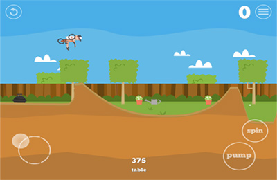 Download Pumped: BMX iPhone free game.