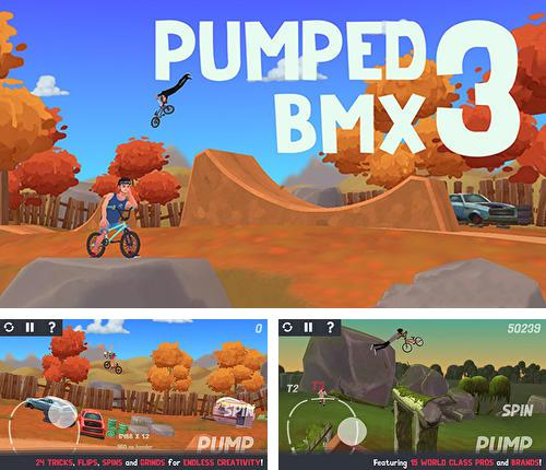 In addition to the game Brothers in Arms 2: Global Front for iPhone, iPad or iPod, you can also download Pumped BMX 3 for free.
