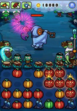 Free Pumpkins vs. Monsters download for iPhone, iPad and iPod.