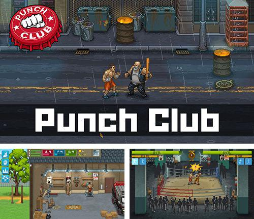 In addition to the game Frank eleven for iPhone, iPad or iPod, you can also download Punch club for free.