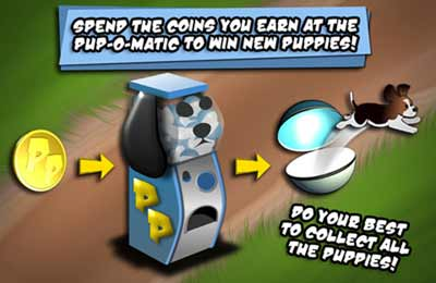 Free Puppy Panic download for iPhone, iPad and iPod.
