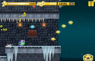 Download Purple Cape iPhone free game.