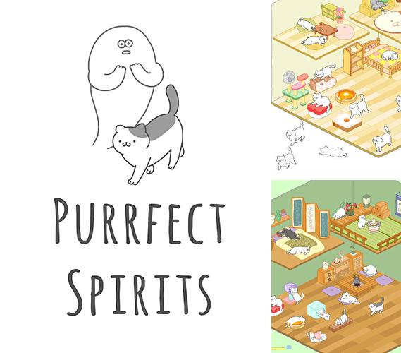 Download Purrfect spirits iPhone free game.