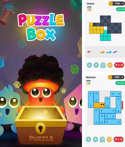 Download Puzzle box iPhone free game.