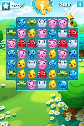 Download Puzzle pets iPhone free game.
