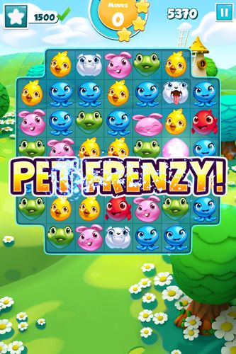 Free Puzzle pets download for iPhone, iPad and iPod.