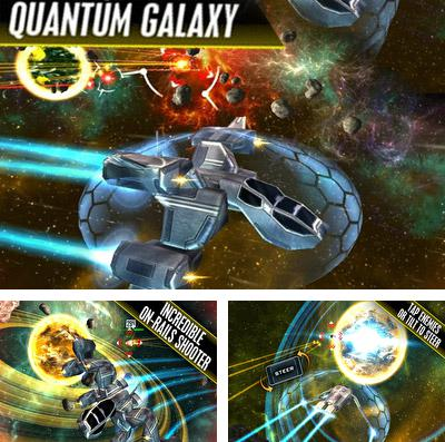 In addition to the game Goal finger for iPhone, iPad or iPod, you can also download Quantum Galaxy for free.