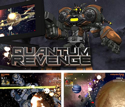 In addition to the game Haunted Escape: Wrath of Victoria for iPhone, iPad or iPod, you can also download Quantum revenge for free.