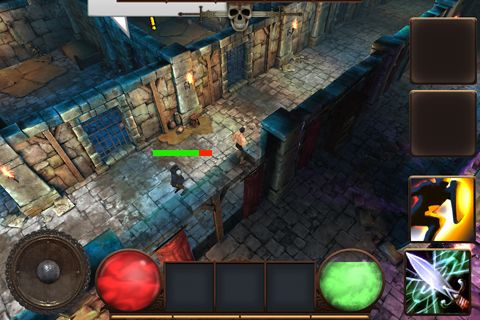 Free Quest for revenge download for iPhone, iPad and iPod.
