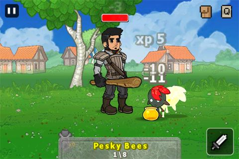 Free Quest runners download for iPhone, iPad and iPod.