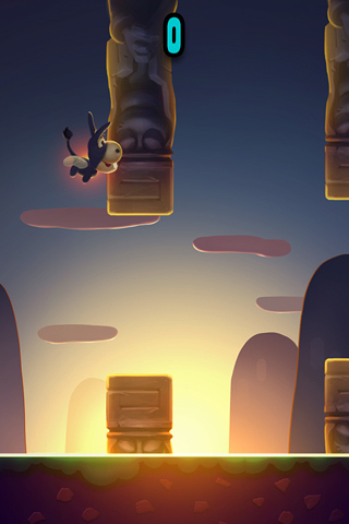Screenshots of the Quick donkey game for iPhone, iPad or iPod.