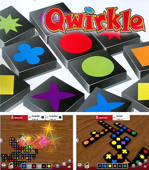 In addition to the game Portal pinball for iPhone, iPad or iPod, you can also download Qwirkle for free.