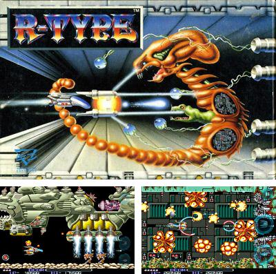In addition to the game Mountain goat: Mountain for iPhone, iPad or iPod, you can also download R-Type for free.