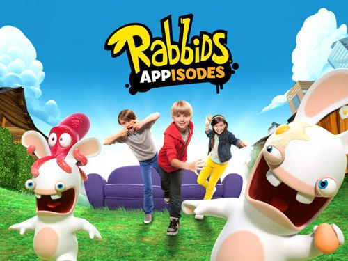 Rabbids. Appisodes: The interactive TV show