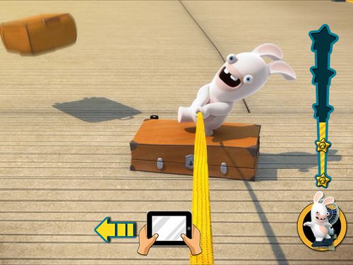 Игра Rabbids. Appisodes: The interactive TV show для iPhone