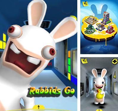 In addition to the game Front wars for iPhone, iPad or iPod, you can also download Rabbids Go HD for free.