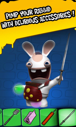 Скачать Rabbids Go Phone Again на iPhone бесплатно