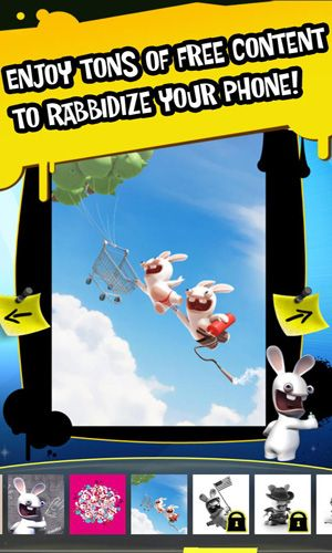 Descarga gratuita de Rabbids Go Phone Again para iPhone, iPad y iPod.
