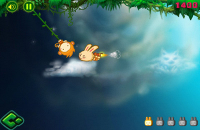 Descarga gratuita de Rabbit Relay para iPhone, iPad y iPod.