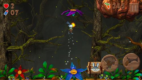 Screenshots of the Raby game for iPhone, iPad or iPod.